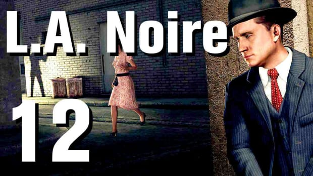 "L. L.A. Noire Walkthrough Part 12: ""The Driver's Seat"" (4 of 4) Promo Image"