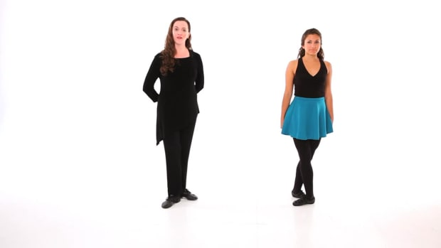 G. How to Have Proper Stance in Irish Step Dancing Promo Image