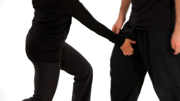 U. How to Attack an Assailant's Groin in Self-Defense Promo Image