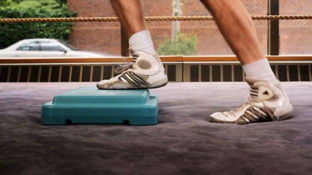D. How to Use a Step Box in Boxing Footwork Training Promo Image
