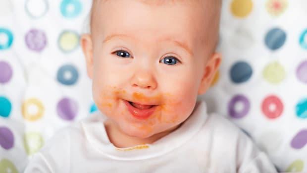 ZA. How to Store, Freeze & Reheat Homemade Baby Food Promo Image