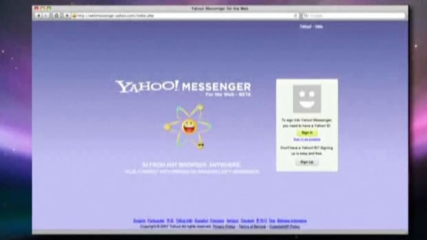 K. How to Use Yahoo! Messenger Promo Image