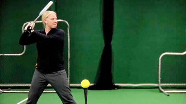 T. How to Break in a Fast-Pitch Softball Bat Promo Image