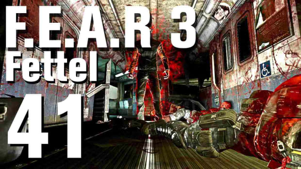 ZO. F.E.A.R. 3 Fettel Walkthrough Part 41: Ward (1 of 3) Promo Image
