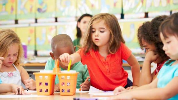 O. Age 4 Cognitive Development Milestones Promo Image