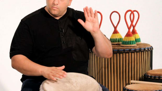 I. How to Play Djembe Warm-Up Exercises Promo Image