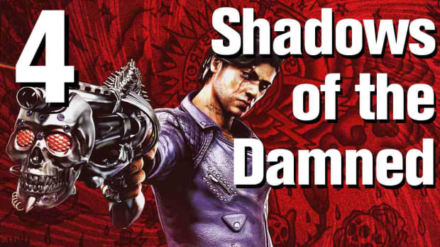 D. Shadows of the Damned Walkthrough: Act 2-1 Take Me To Hell (3 of 5) Promo Image