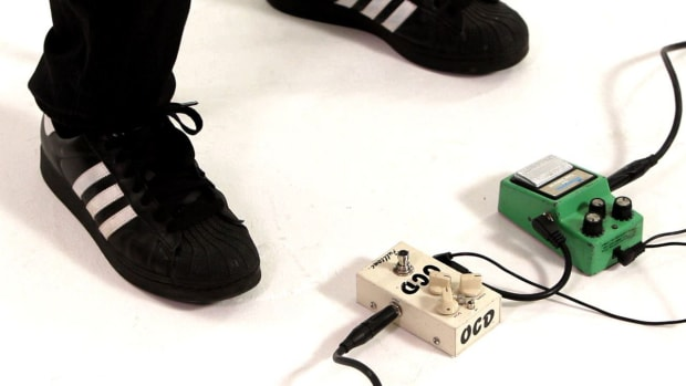 R. What Is Guitar Pedal Overdrive? Promo Image