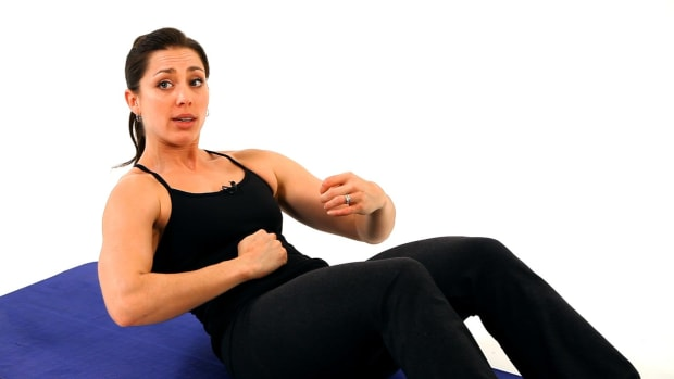 ZB. How to Do Oblique Exercises for a Boot Camp Workout Promo Image