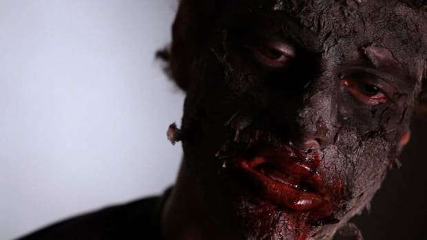 ZO. How to Add Wounds to Special FX Zombie Makeup Promo Image