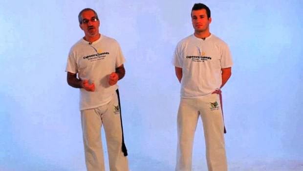 ZA. How to Become a Capoeira Master Promo Image
