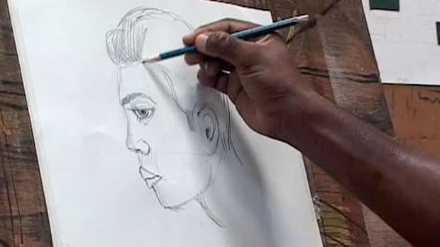 N. How to Draw a Profile Promo Image