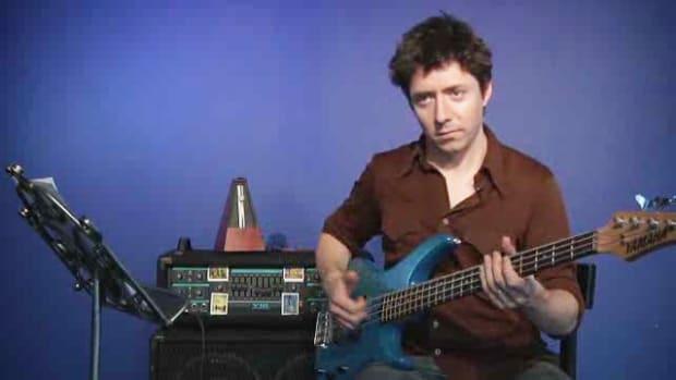 C. How to Do Cool Slap Bass Tricks Promo Image