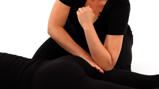 ZD. How to Use Your Elbows in Shiatsu Massage Promo Image