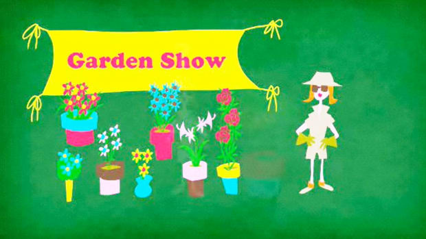 O. How to Garden on the Cheap Promo Image