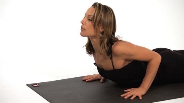 ZI. How to Do a Cobra Yoga Pose Promo Image