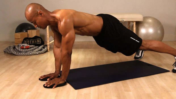 G. How to Do a Sliding Push-Up Promo Image