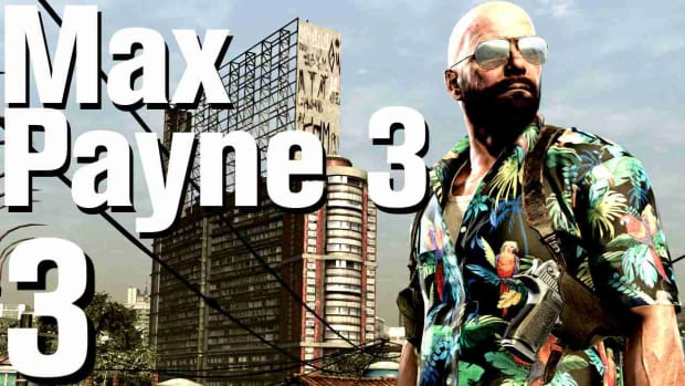 C. Max Payne 3 Walkthrough Part 3 - Chapter 2 Promo Image