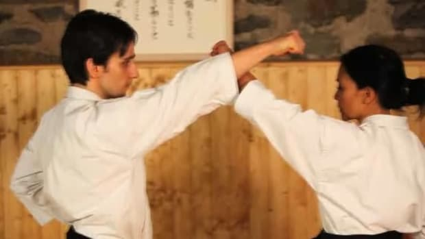 D. How to Do Upper Blocks in Karate Promo Image