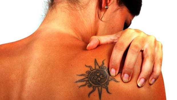 W. How to Care for Skin after a Tattoo Promo Image