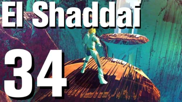 ZH. El Shaddai Walkthrough Part 34: Belial's Temptation (3 of 5) Promo Image