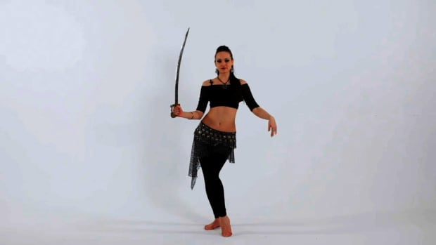 I. How to Use a Sword in Belly Dancing Promo Image