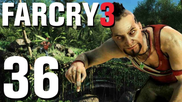 ZJ. Far Cry 3 Walkthrough Part 36 - Three Blind Mice Promo Image