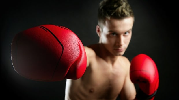 A. How to Throw a Jab in Boxing Promo Image
