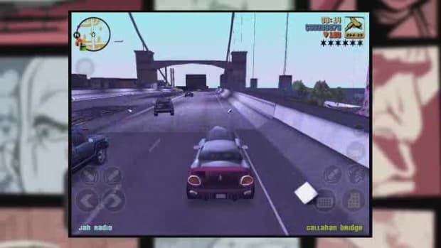 S. GTA3 iOS Walkthrough Part 19 - Sayonara Salvatore Promo Image