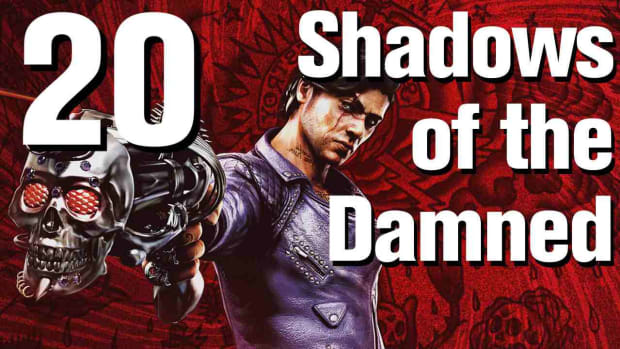 T. Shadows of the Damned Walkthrough: Act 3-3 As Evil As Dead (1 of 3) Promo Image