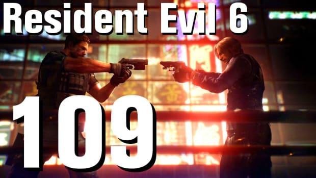 ZZZZE. Resident Evil 6 Walkthrough Part 109 - Chapter 19 Promo Image