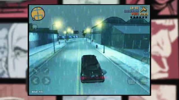 M. GTA3 iOS Walkthrough Part 13 - Chaperone Promo Image