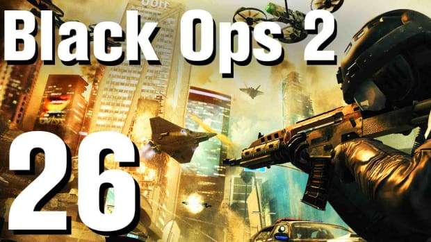 Z. Black Ops 2 Walkthrough Part 26 - Karma Promo Image