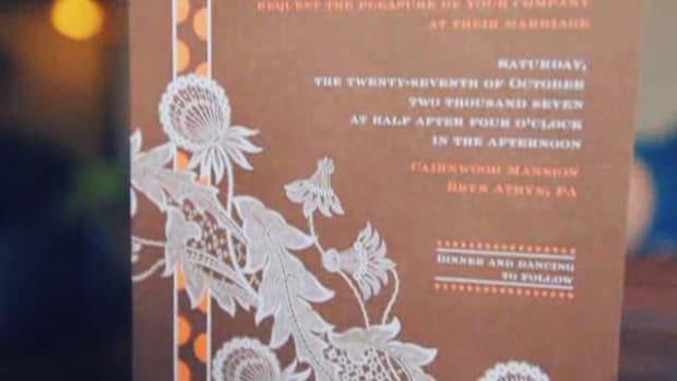 O. Popular Wedding Invitation Phrases, Sayings & Texts Promo Image