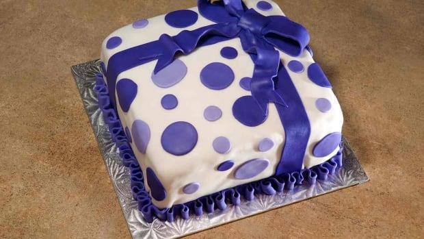 M. How to Make Marshmallow Fondant for Cake Decorations Promo Image
