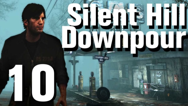 J. Silent Hill Downpour Walkthrough Part 10 - Deep in the Pit Promo Image