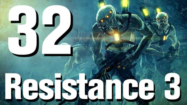 ZF. Resistance 3 Walkthrough Part 32: The Encore Promo Image