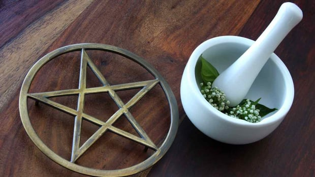 C. Do Wiccans Practice Witchcraft? Promo Image