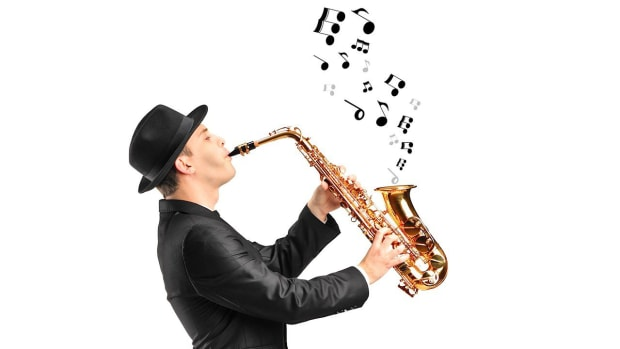 ZD. How to Play A Major Scale & F Sharp Minor on the Sax Promo Image