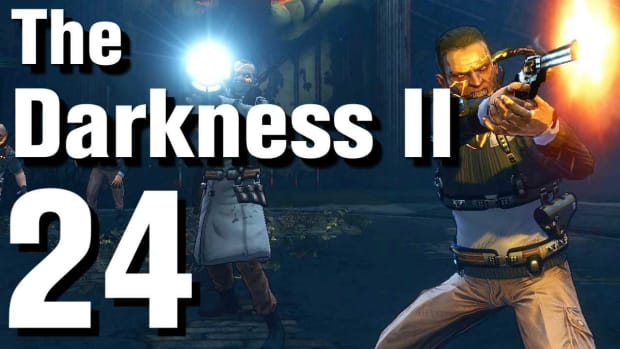 X. The Darkness 2 Walkthrough - Part 24 Haunted House Promo Image