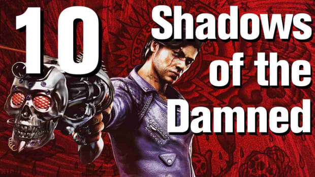 J. Shadows of the Damned Walkthrough: Act 2-3 What A Wonderful World (3 of 5) Promo Image