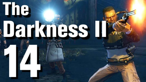 N. The Darkness 2 Walkthrough - Part 14 Retaking the Mansion Promo Image