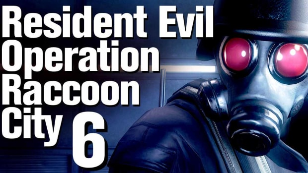F. Resident Evil Operation Raccoon City Walkthrough Part 6 - Corruption Promo Image
