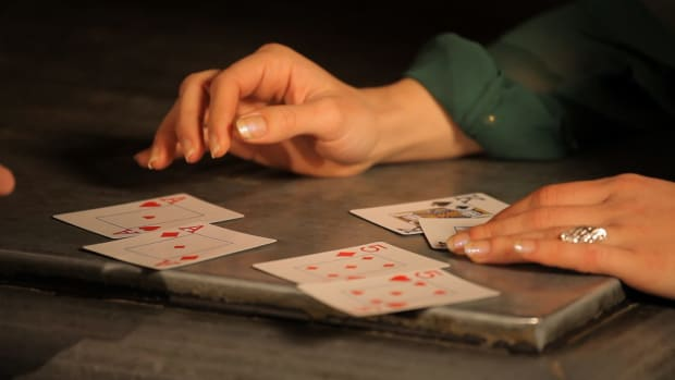 K. How to Do the Last 2 Cards Match Trick Promo Image