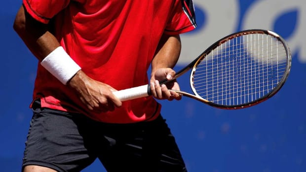 O. How to Play Tennis like Rafael Nadal Promo Image