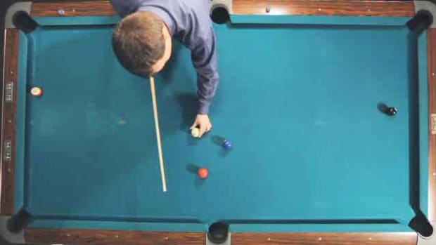 N. How to Set Up Your Next Shot in Pool Promo Image