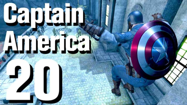 T. Captain America Super Soldier Walkthrough: Chapter 8 (2 of 2) Promo Image