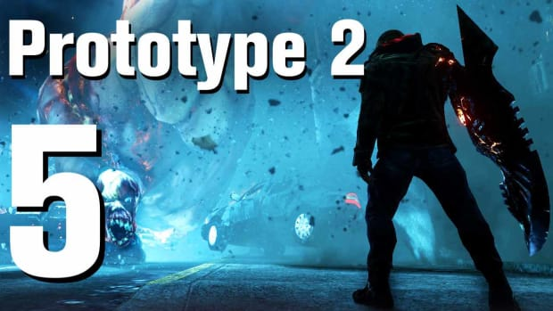 E. Prototype 2 Walkthrough Part 5 - Hunting Promo Image