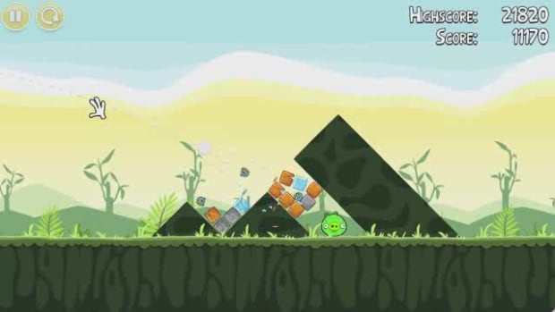 I. Angry Birds Level 2-9 Walkthrough Promo Image