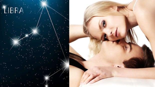 ZZZZP. Sex & the Libra Astrology Sign Promo Image